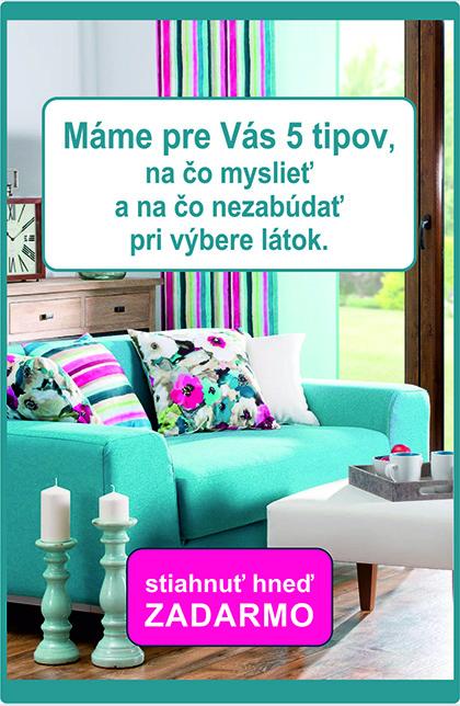 E-book 5 tipov ako si vybrať správnu tkaninu