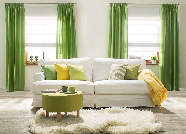 Inšpirácie interiérov